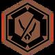 Shut Down (Badge)