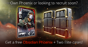 Containment War - Get Phoenix for free