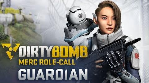 Dirty Bomb Guardian - Merc Role Call