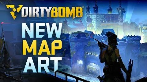 Dirty Bomb New Map Art
