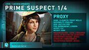 Rogue en Vogue - Suspect 1 - Proxy