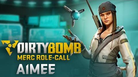 Dirty Bomb Aimee - Merc Role-Call
