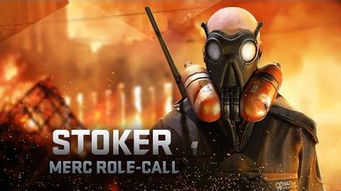 Dirty Bomb Stoker - Merc Role-Call