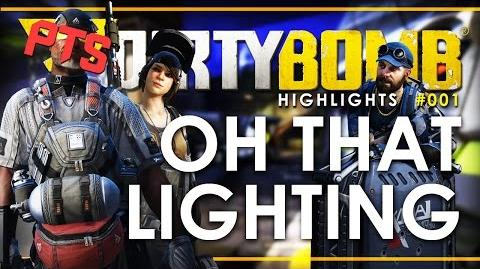 Dirty Bomb PTS Highlights 1 - Oh That Lighting (Mofo edition)