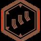 Ammo 1 (Badge)