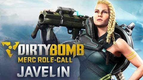 Dirty Bomb Javelin - Merc Role-Call