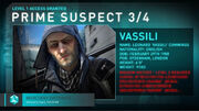 Rogue en Vogue - Suspect 3 - Vassili