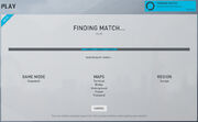 Containment War - Matchmaking Search Range Bar