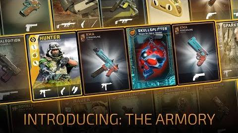 Dirty Bomb Introducing The Armory