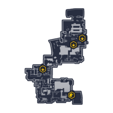 Terminal - Map with objectives