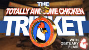 The Classy Art Hole Update - The Totally Awesome Chicken Trinket