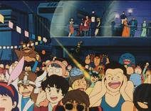 Crowd Cheering OVA-2