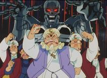 Ali Baba Gang and TRW OVA-2