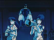 Angels in Museum OVA-2