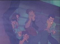 Purple Gas OVA-1