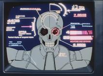 Tactical Robot Weapon Face OVA-1