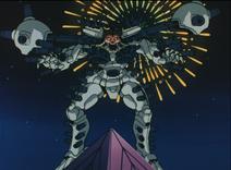 Tactical Robot Weapon Active mode OVA-2