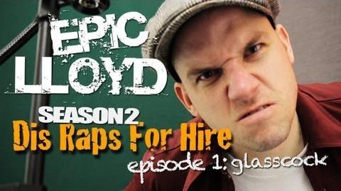 Dis Raps For Hire. Season 2 - Ep. 1-0