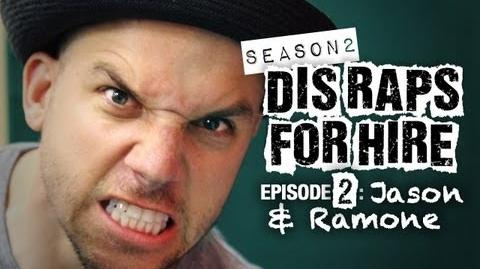 Dis Raps For Hire. Season 2 - Ep. 2