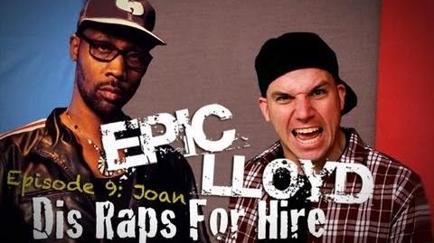 Dis Raps For Hire - Episode 9-0