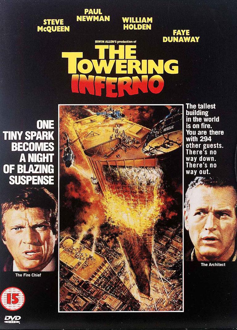 Flammendes Inferno 1974