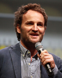 Jason Clarke by Gage Skidmore