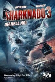 Sharknado 3 Oh Hell No!