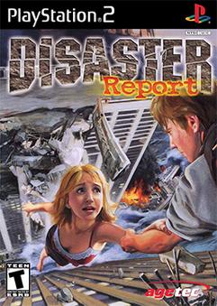 Disaster Report Coverart
