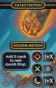 Golden Meteor