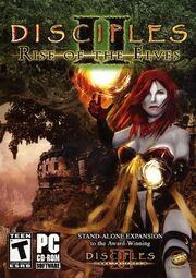 Rise of the Elves Cover