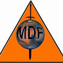 Mars Defense Force Logo