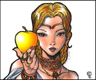 Eris-apple