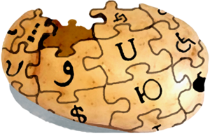 Puzzle Potato Dry Brush