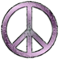 Peace sign 4