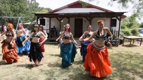 Zaara Belly Dance Fusion-Moon Over Ala Nar