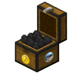 Trisquelwhare coal chest