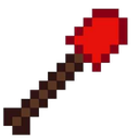 Redstone shovel