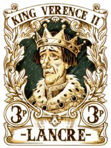 King Verence II