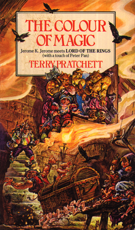 The Colour of Magic | Discworld Wiki | FANDOM powered by Wikia