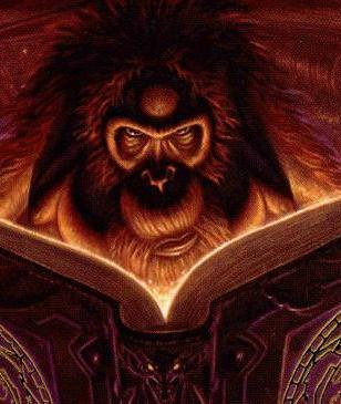 Image result for the librarian discworld
