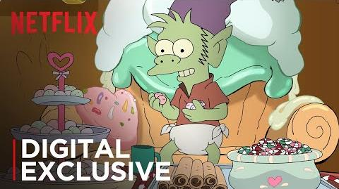 Disenchantment Introducing Elfo Netflix