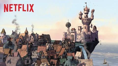 Désenchantée Teaser HD Netflix