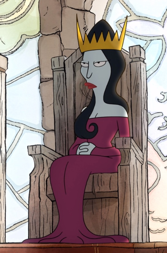 Image result for queen oona disenchantment