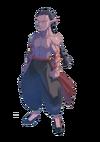 Martial Artist (Male)