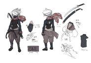 D2 Ninja Concept