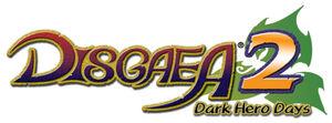 Disgaea 2 PSP Logo