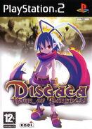Disgaea EU Cover