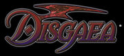 Disgaea anime english logo