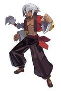 D3 Martial Artist