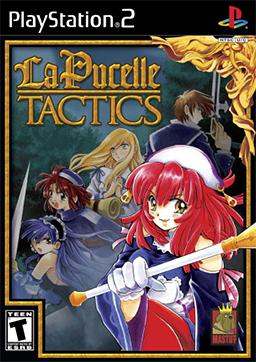 La Pucelle - Tactics Coverart